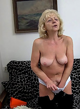 OldNanny - Mature and Granny Porn
