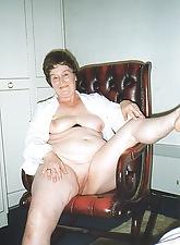 Keep in view German slanderous granny