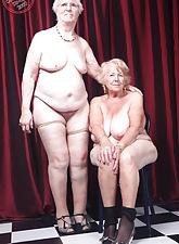 Ancient lesbians jollity